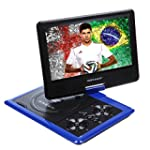 "DBPOWER� 9.5"" Portable DVD Player Rem..."