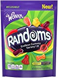 Wonka Randoms Gummy Stand Up Bag, 10 Ounce
