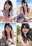 AKB48 公式生写真 海外旅行日記 ~ハワイはハワイ~ 特典生写真 木本花音 4枚セット