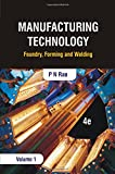 Manufacturing Technology - Vol. 1