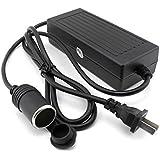 iSaddle 110V AC to 12V 10A DC Power Converter