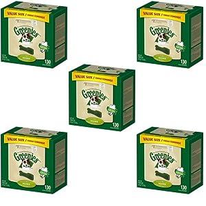 Greenies Dental Chews Value Size Teenie 180oz(5 x 36oz Tubs)