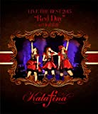 "Kalafina LIVE THE BEST 2015""Red Day""at 日本武道館(Blu-ray Disc)"