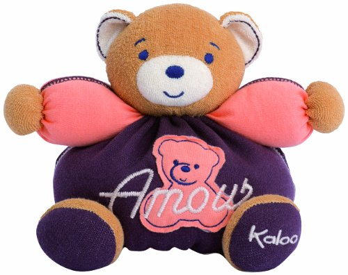 Kaloo Sweet Life Bear Toy, Amour, Small