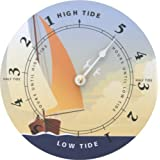 Tidetime Nautical Tide Clock - Yacht Face