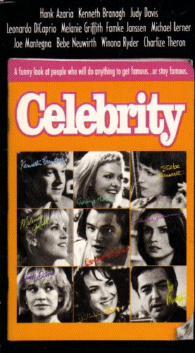 Celebrity (A Funny Look At People Who Will Do Anything to Get Famous...or Stay Famous)