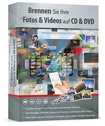 brennen sie ihre fotos und videos auf cd dvd. Black Bedroom Furniture Sets. Home Design Ideas