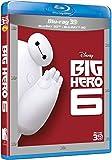 Big Hero 6 (BD 3D + BD) [Blu-ray]