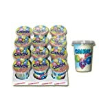 Candy Floss Tubs - 12 Pack