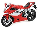 2012 MV Agusta F4RR Red Bike 1/12 Motorcycle by Maisto 11098 by Maisto [並行輸入品]