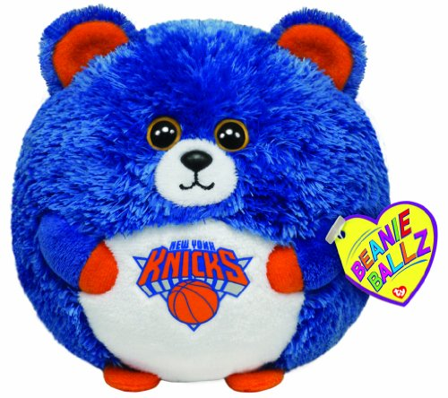 Ty Beanie Ballz New York Knicks - Nba Ballz front-578749