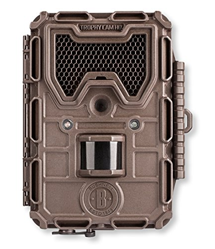 Bushnell 8Mp Trophy Camera, Hd Max