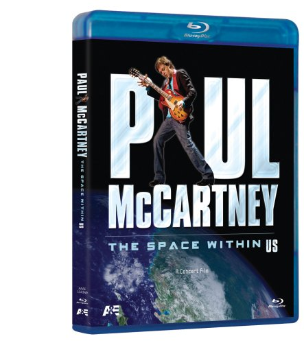 Paul Mccartney: The Space Within Us [blu-ray] Picture