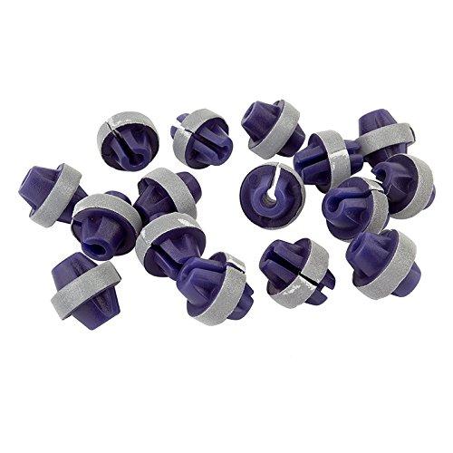 Sunlite Reflective Spoke Beads, Purple