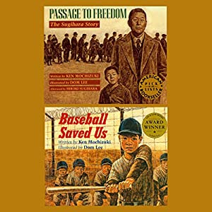 Passage to Freedom / Baseball Saved Us Audiobook