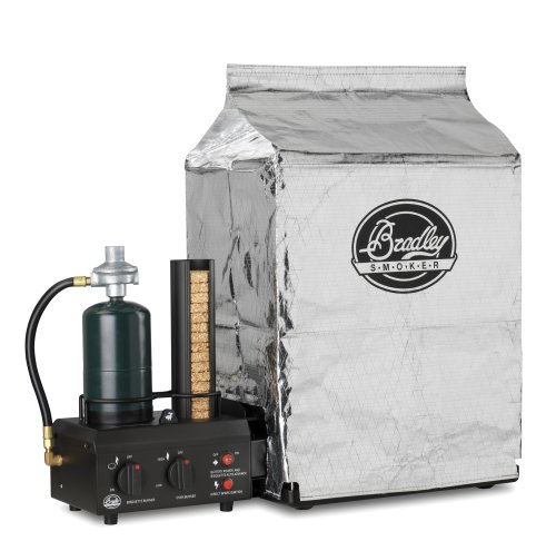 Bradley Propane Smoker