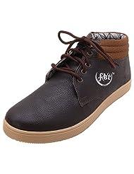 FBT Men's 10270 Brown Casual Shoes