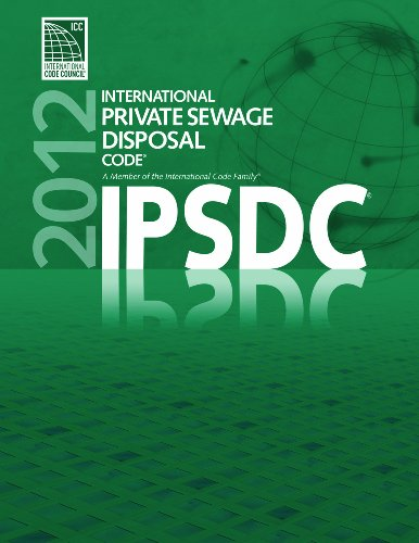 2012 International Private Sewage Disposal Code - Soft-cover - ICC (distributed by Cengage Learning) - 3960S12 - ISBN: 1609830555 - ISBN-13: 9781609830557