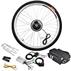 AW 26 Front Wheel Electric Bicycle Motor Kit 36V 250W Pro Light Motor Cycling w/ Dual Mode Controller