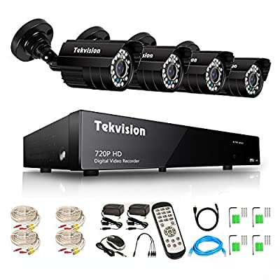 Tekvision? Home Surveillance System