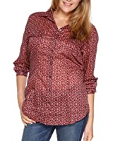 Triangle by s.Oliver Damen Bluse 18.308.11.7673 All over Druck