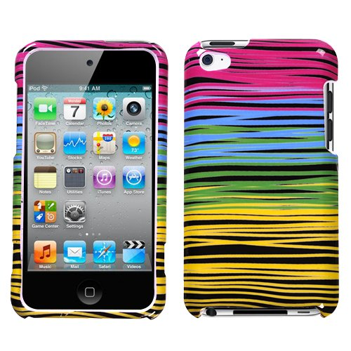 cool ipod touch 4th generation cases. For iPod Touch 4th gen 4th Generation Protector Hard Cover Case - Breezy