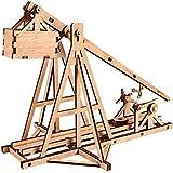 DESKTOP Wooden Model Kit Trebuchet
