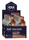 GU Roctane Ultra Endurance Energy Gel, Sea Salt Chocolate, 24-Count