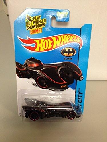 Hot wheels Batmobile Batman 62/250 Hw city 2015 new batman - 1