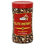 Elite Coffee Instant Tin, 7-Ounce Tins (Pack of 2)