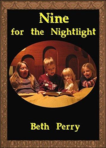 Nightlight - Perry Saunders Future Heroes - Vol 2