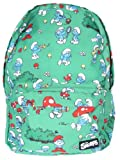 Loungefly The Smurfs Backpack Travel School Green
