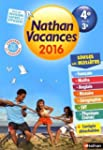 Nathan Vacances Coll�ge - De la 4e ve...