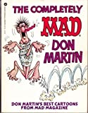 img - for The Completely Mad Don Martin: His Best Cartoons from Mad Magazine book / textbook / text book