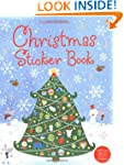 Christmas Sticker Book (Usborne Stick...