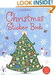 Christmas Sticker Book (Usborne Stick...
