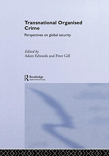 the social and economic impact of organized crime
