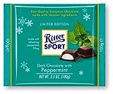 Ritter Sport, Peppermint Bar, 3.5-Ounce Bars (Pack of 12)