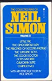 The Collected Plays of Neil Simon, Vol. 2 (0380519046) by Simon, Neil