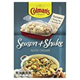 Colmans Season & Shake Rustic Chicken 33g