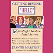 Getting Beyond Hello: Miss Mingle's Guide to Social Success | [Jeanne Martinet]