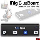 IK Multimedia / アイケーマルチメディア iRig BlueBoard MIDIフットコントローラー 〔国内正規品〕