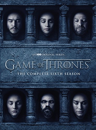 Game Of Thrones: The Complete Sixth Season (5 Dvd) [Edizione: Regno Unito] [Import anglais]