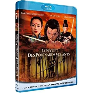 Le Secret des poignards volants [Blu-ray]