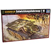 1/35 ドイツ軍 駆逐戦車 E-10