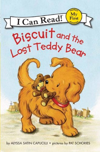 Biscuit and the Lost Teddy Bear (My First I Can