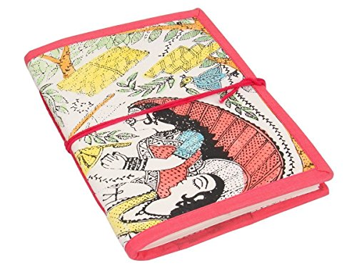 Store Indya Handmade Diary Traditional Hardbound Composition Notebook 48 Sheets 96 Pages