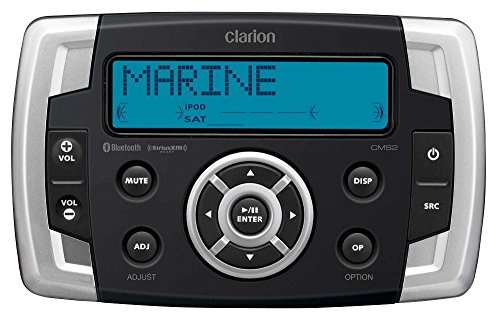 Buy Clarion CMS2 Marine Digital Media Hub with USB Port