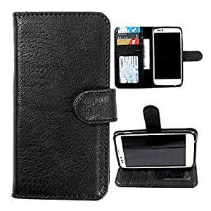 For HTC ONE X / HTC One X Plus - DooDa Quality PU Leather Flip Wallet Case Cover With Magnetic Closure, Card & Cash Pockets