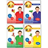 bee bright first steps with Justin Fletcher (4 DVD set) [DVD] Justin Fletcher